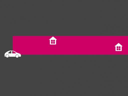 Bannière animée – Publicité immobilier