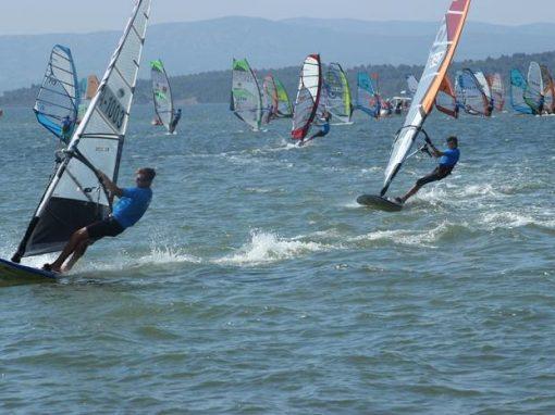 FFVoile – Championnat de France Espoir de Windsurf