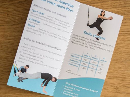 Coach Sportif – Infographie