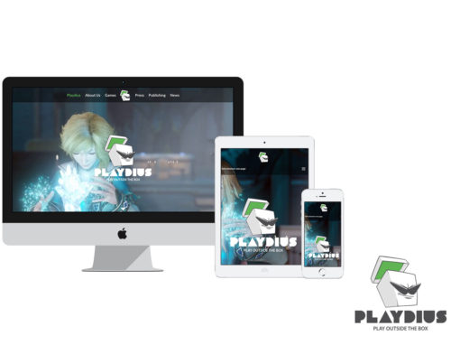 Site Web – Playdius